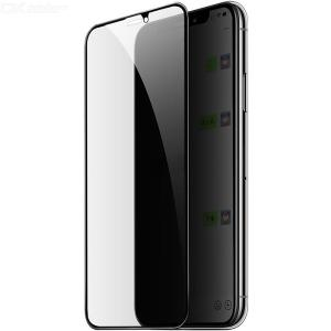 HOCO A13 Anti-Spy Anti Peep Privacy Full Screen Tempered Glass Screen Protector For IPhone X/XS/11 Pro, XR/11, XS Max/11 Pro Max