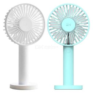 XIAOMI YOUPIN ZMI AF215 Mini Handheld Fan 3 Speeds 3350mAh Rechargeable Portable Mute USB Fan For Home Office Camping Travel