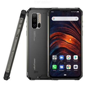 Ulefone Armor 7 Helio P90 6.3 Inch 48MP Triple Camera IP68 Rugged 4G Phone with 8GB RAM 128GB ROM - Global Version