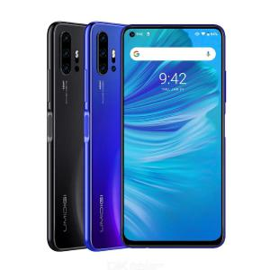 UMIDIGI F2 Android 10 Global Version 6.53 FHD+6GB 128GB 48MP AI Quad Camera 32MP Selfie Helio P70 Cellphone 5150mAh NFC