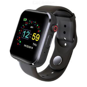 Olygus Smart Watch Bracelet With SIM Card Music Player Call Reminder Camera, Fitness Smartwatch for iOS Android