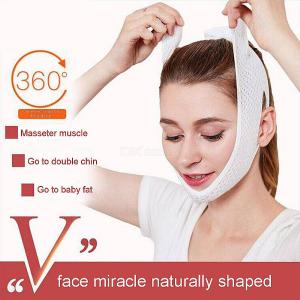 V Shape Lifting Band Chin Up Patch For Face Sliming Lifting Firming