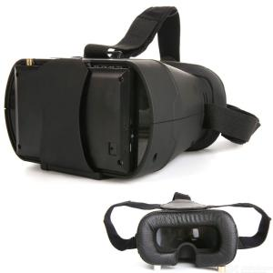 5.8G 40CH FPV Goggles 4.3 Inch Video Headset Glasses Wireless Receiver