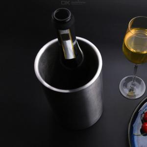 Xiaomi Circle Joy Stainless Steel Double Layer Efficient Insulation Ice Bucket For Wine Juice