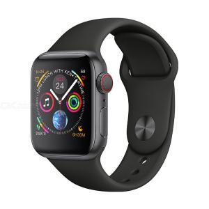 W54 Square 1.54 Inch Color Screen Smart Watch Bluetooth Bracelet Wristwatch With Fitness Tracker, Support Wireless Charging Siri