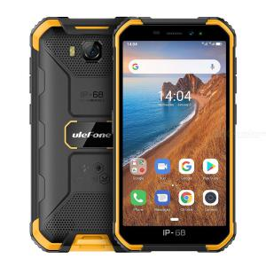 Ulefone Armor X6 Rugged Phone, 5.0 Inch 2GB RAM 16GB ROM Android 9.0 4000mAh Battery IP68 Waterproof 3G Global Version