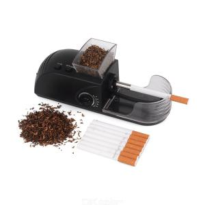 Electric Easy Automatic Cigarette Rolling Machine Injector with Function Credibility Adapter Tobacco Maker Roller-EU PLUG