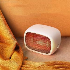 Mini Electric Heater 500W Portable Personal Warmer With Auto Shutdown Function For Office Home Desk