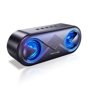 S6 Portable Bluetooth Speaker Wireless Stereo Sound Loudspeaker Support TF Card For Home Outdoor