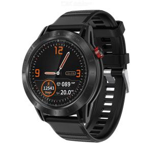 CROSS 1.3Inch Touch Screen Smart Watch Intelligent Wristwatch Bracelet With Heart Rate Monitor Fitness Tracker Multi Sports Mode