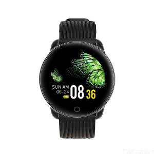 KSUN KSR709 Men Sport Pedometer Smart Watch, IP68 Waterproof Fitness Tracker Heart Rate Monitor Women Clock Smartwatch