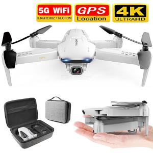 S162 FPV Drone With 4K Camera GPS HD 1080P 5G WIFI Quadcopter Flight 20 Minutes RC Distance 500m Smart Return Drone Pro