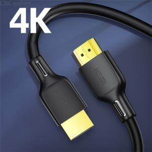 USAMS 4K HDMI Cable High Speed 18Gbps HDMI 2.0 Video Cord