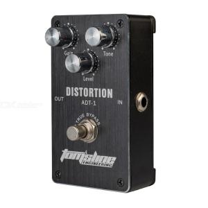 Aroma ADT-1 Distortion Electric Guitar Effect Pedal with Aluminum Alloy Housing True Bypass