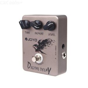 Joyo JF-08 Guitar Digital Delay Effect Pedal with True Bypass