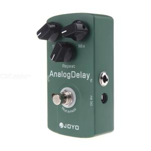 Joyo JF-33 Analog Delay Electric Guitar Effect Pedal with True Bypass
