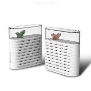 Xiaomi Mijia SOTHING Portable Plant Air Dehumidifier, 150ML Rechargeable Reuse Air Dryer Moisture Absorber For Home Bedroom