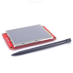 OPEN-SMART 2.4 inch UART Serial TFT LCD Module Touch Screen Expansion Shield with Touch Pen for Arduino UNO R3 / Mega2560 / Nano