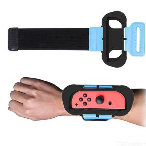 2PCS just-dance Wristbands Switch Strap for iplay Switch for Joy-Con Controller