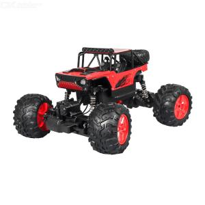 S-005 Remote Control Car 2.4G Waterproof 4WD RC Offroad Truck For All Terrain
