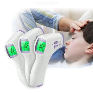 Infrared Forehead Thermometer Non-Contact Handheld Digital Thermometer for Baby Kids Adults