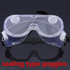 Anti-Fog Anti-splash Anti-Droplet Anti-Dust Anti-Wind Sand Plague Goggles
