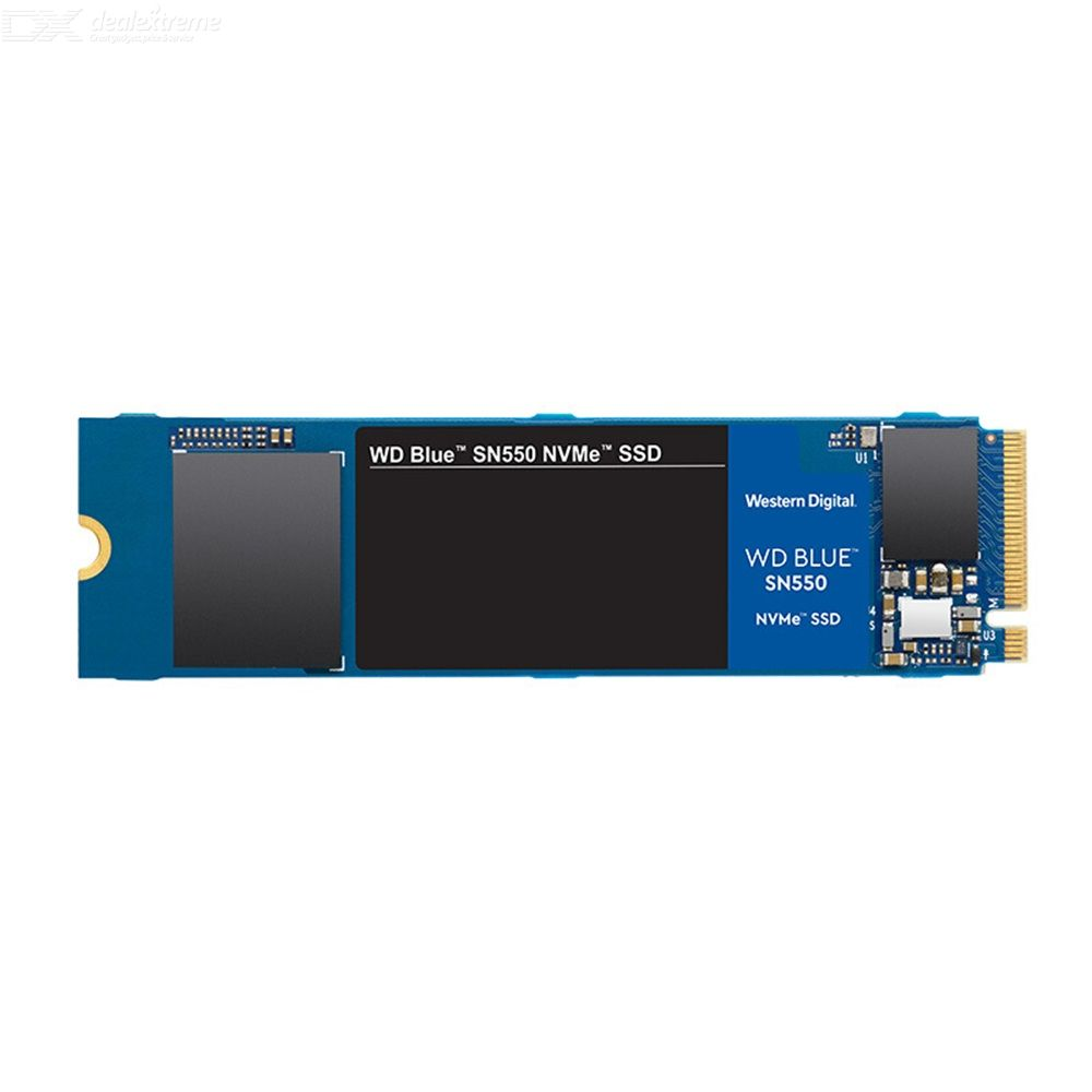 Western digital sn550 ssd internal solid state drives 250gb/500gb/1tb quad lane pcie m.2 interface (nvme protocol)