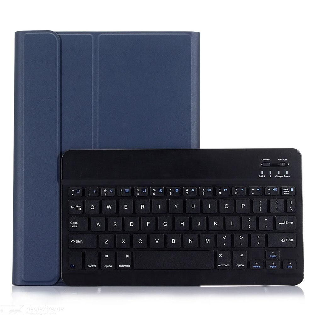 Case with wireless bluetooth keyboard, for samsung galaxy tab a7, 10.4 inch case, t505 t500,  cover