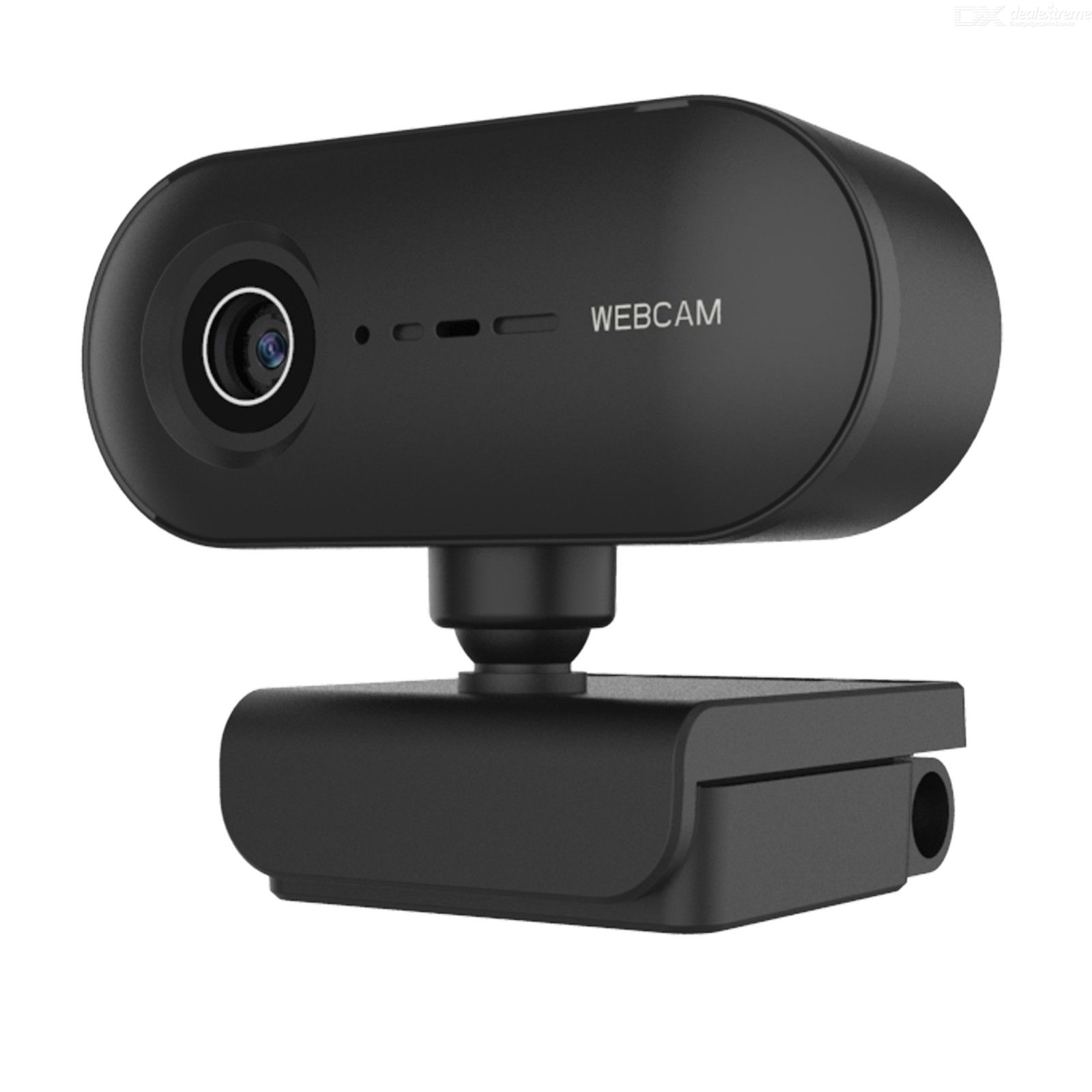 Full hd 1080p webcam mini computer pc webcamera with usb socket rotating cameras for live broadcast video call conference work