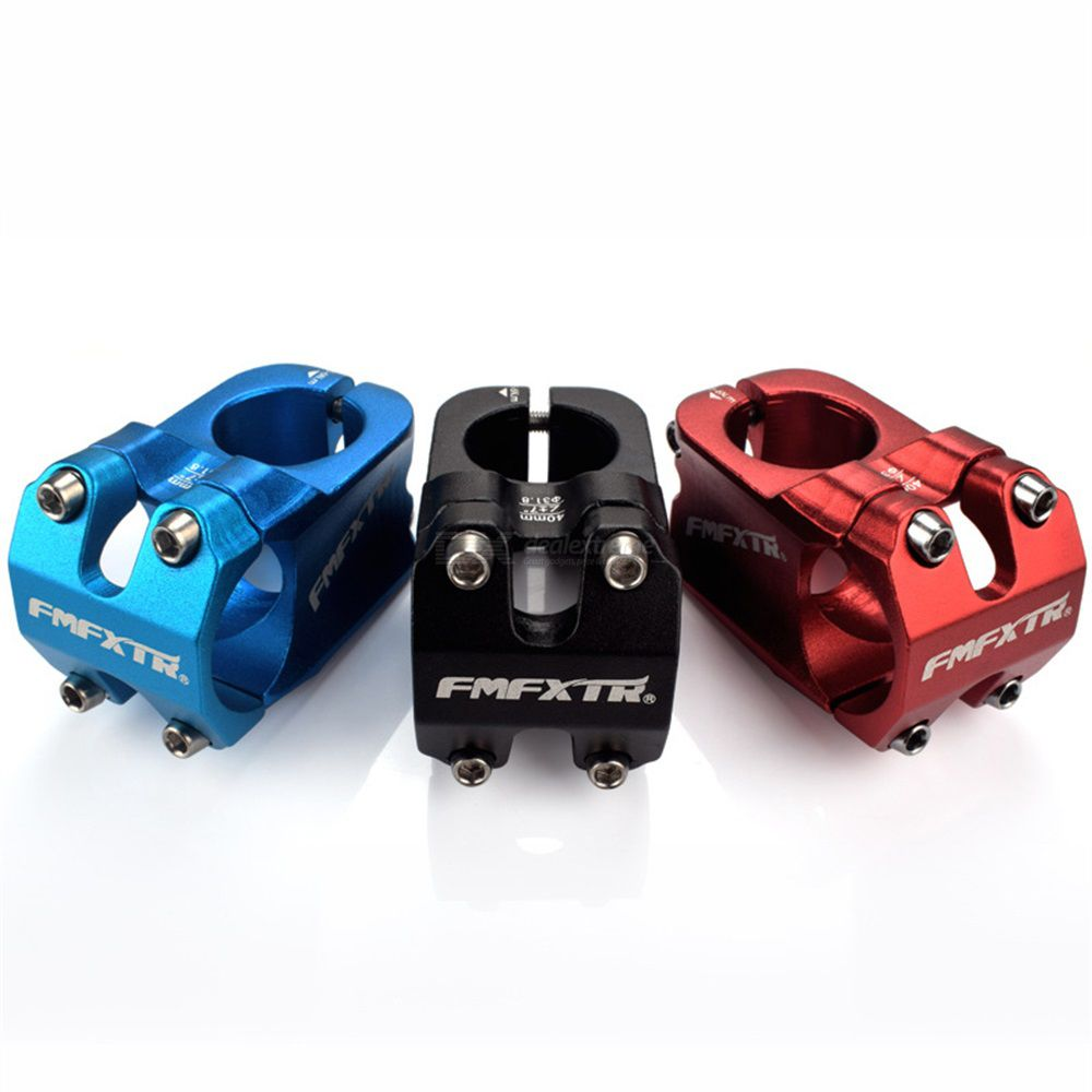 Fmfxtr bike stem durable double screw fixing aluminum alloy
