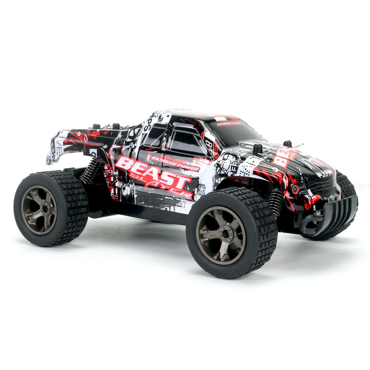 Kyamrc rc car 4-channel 2-wheel drive high-speed 2.4g remote control with simulated rubber tires for kids