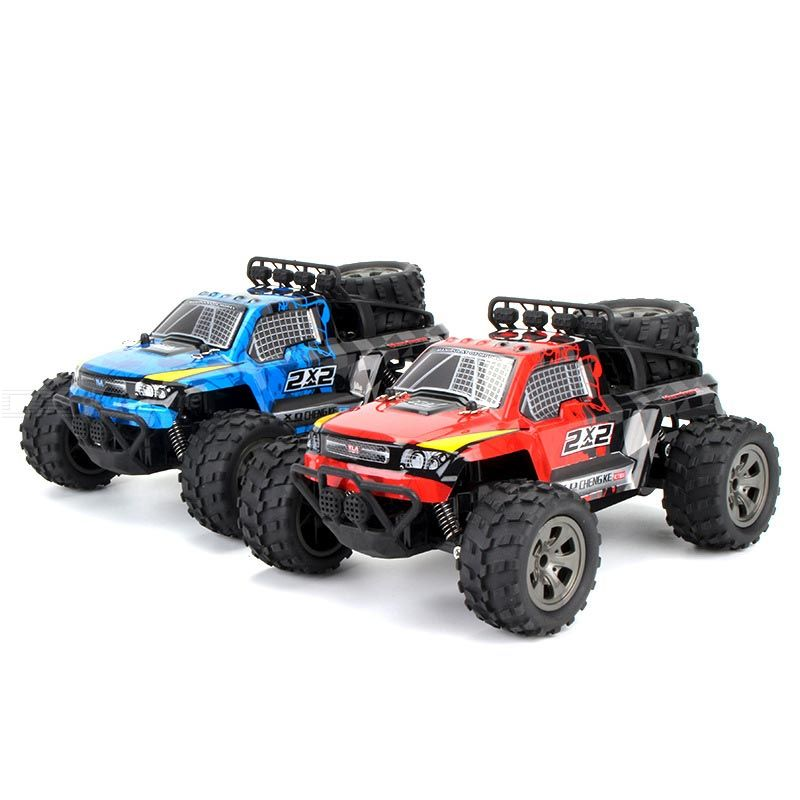 Kyamrc ky-1886a rc car 1/18 simulation model 2.4g remote control gun-type remote control with rubber hollow tires