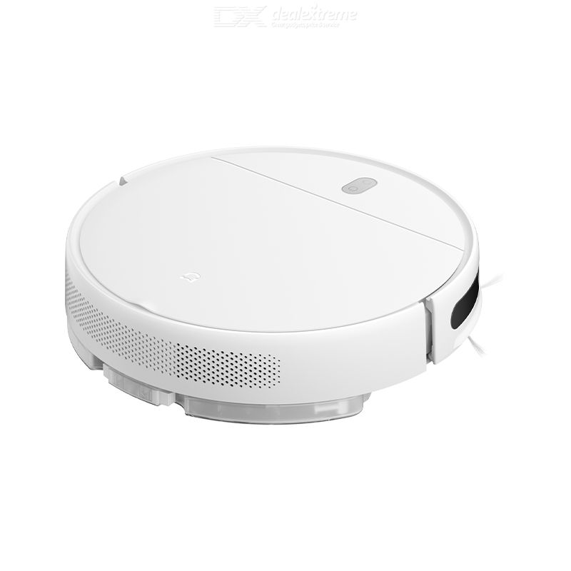 Xiaomi mijia g1 robot vacuum 2200pa cyclone suction 3 layer filter system app remote control
