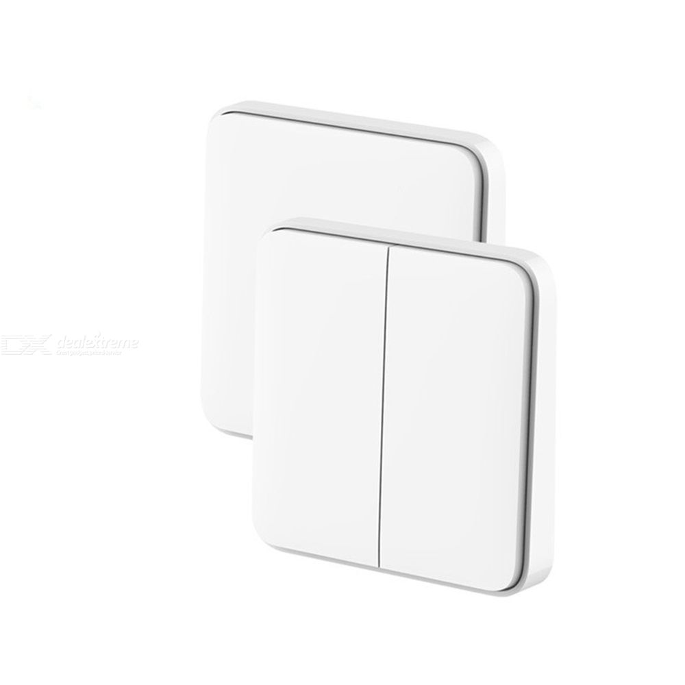 Xiaomi mijia smart wall switch single/double key smart speaker voice control bluetooth connection