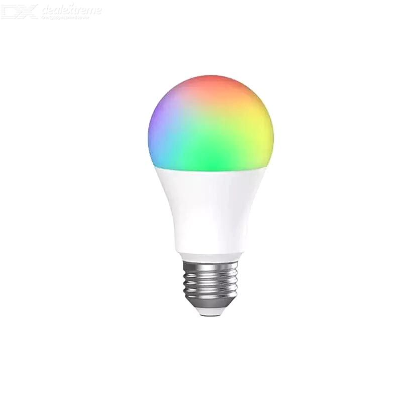 Inncap led bulbs rgb color light +warm white light  7.5w work with mijia app colorful light version
