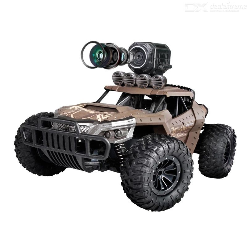 Remote control car high-speed 2.4g remote control four-channel shock absorbers tpr tires