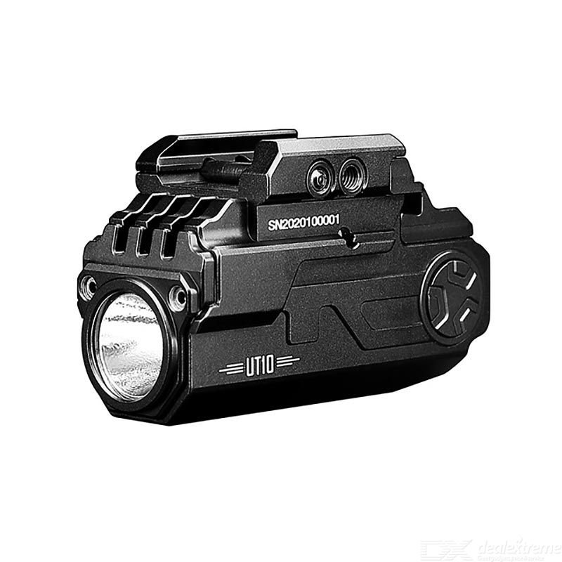 Imalent ut10 led tactical flashligh usb rechargeable waterproof 1160 lumens