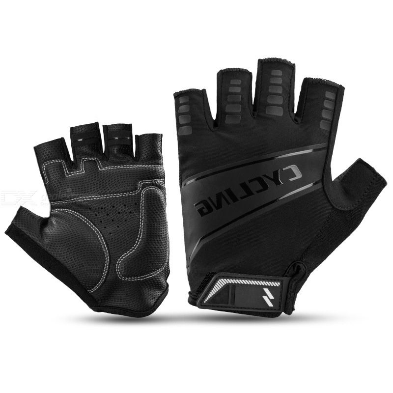 Rockbros bike gloves half-finger gloves breathable non-slip wrist gloves