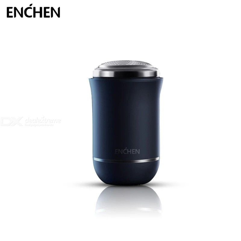New enchen es1 electric shaver razor type-c usb charging interface shaving beard machine ipx6 waterproof electric razor