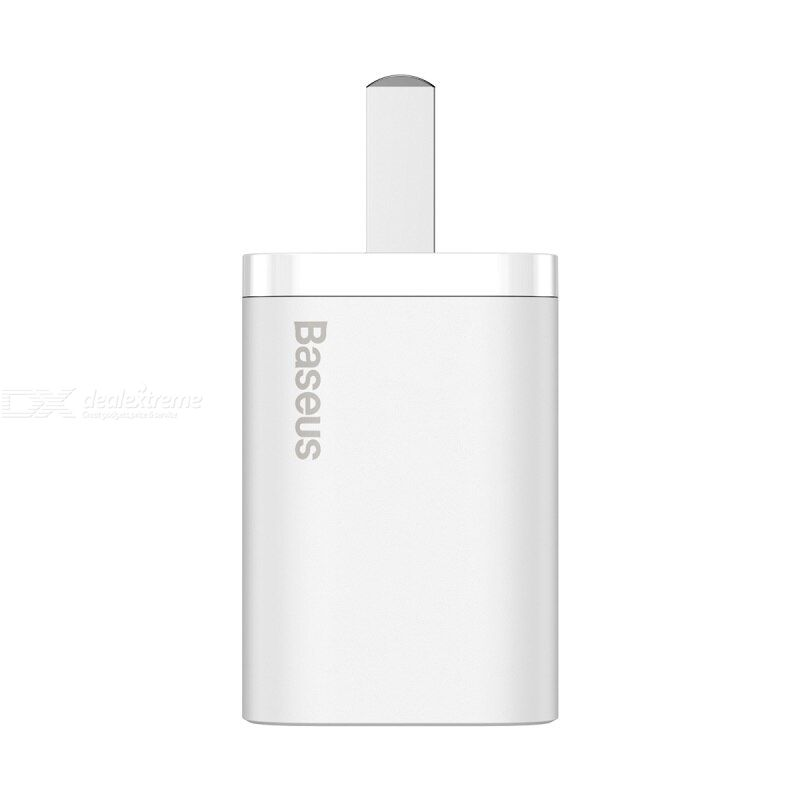 Baseus usb charger quick charger super si 3.0 adapter 1c 30w cn plug fast charging travel wall charger