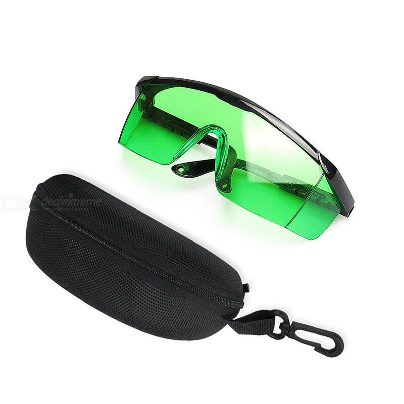 Huepar green laser enhancement glasses safety protective glasses for  levelling instrument