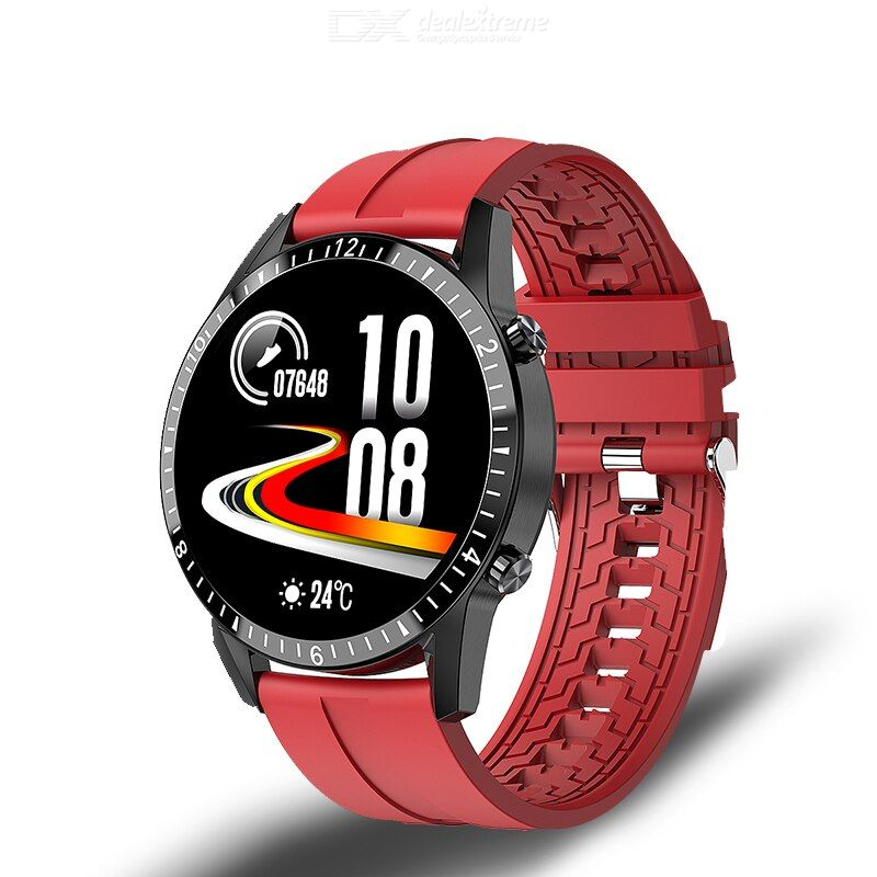 I9 bluetooth smart watch waterproof sports fitness bracelet health monitoring fashion round dial watch