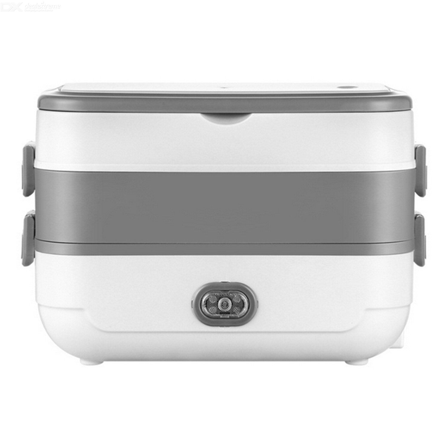 Multi functional electric rice box heat preservation cooking mini rice cooker double layer