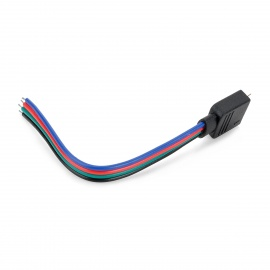 4-Pin Male Connector Cable for 5050 RGB LED Strip