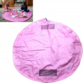 Play House Toy Quickly Shrinkable Storage Bag - Pink