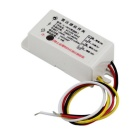 JL-083 With Fire Line Microwave Radar Sensor Switch - White (AC170~250V)