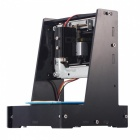 NEJE JZ-5 High Power 500mW DIY Laser Box / Laser Engraving Machine / Laser Printer - Black + Blue