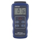 Portable Low Frequency Digital LCD Field Intensity Meter Indicator - Blue + Black