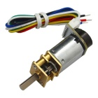 Mini Mute 12GM-30 DC 6.0V 530rpm Encoder Precision Gear Motor