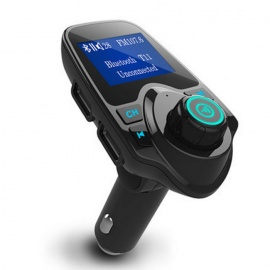 T11 Lossless Automotive Bluetooth MP3 Car Player / FM Transmitter